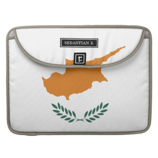 Cyprus Flag MacBook Pro Sleeve
