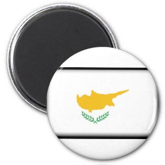 Cyprus Flag Refrigerator Magnets