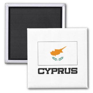 Cyprus Flag Fridge Magnet