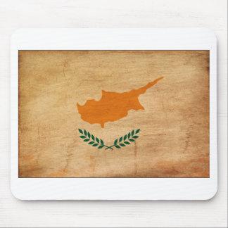 Cyprus Flag Mouse Pad