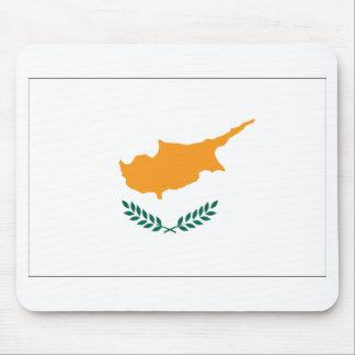 Cyprus Flag Mousepads