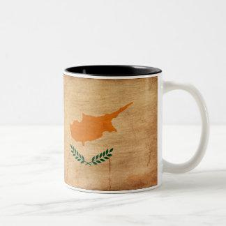 Cyprus Flag Coffee Mugs