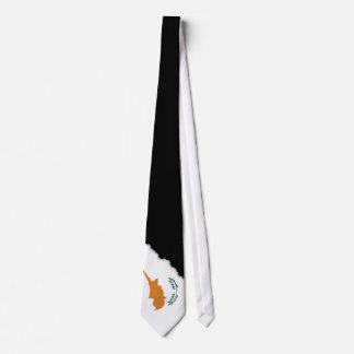 Cyprus Flag Neck Tie