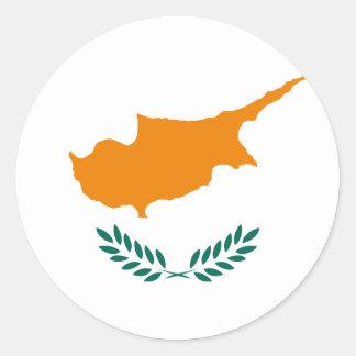 Cyprus Flag Sticker
