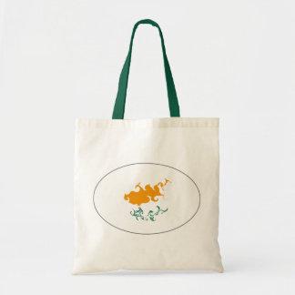 Cyprus Gnarly Flag Bag