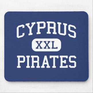 Cyprus - Pirates - Cyprus High School - Magna Utah Mouse Pads