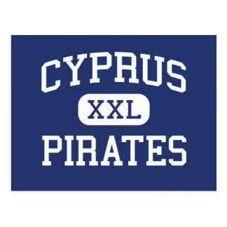 Cyprus - Pirates - Cyprus High School - Magna Utah Post Cards