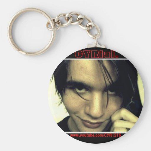 Cyr Cyrial Keychain #2