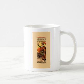 Cyrano de Bergerac by Lucien Métivet 1898 Coffee Mug
