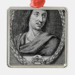 Cyrano de Bergerac Ornamento Para Arbol De Navidad