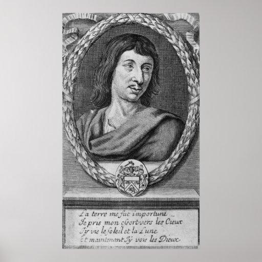 Cyrano de Bergerac Póster