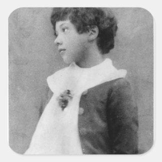 Cyril Wilde c 1890 Colcomanias Cuadradases