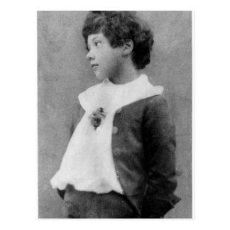 Cyril Wilde, c.1890 Postcard