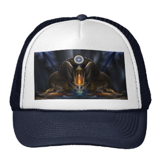 Cyritous, The Temple Of The Orb Of Karinos Trucker Hat