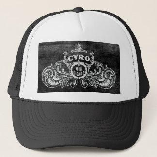 Cyro Mild Cigars Vintage Smoking Label Trucker Hat