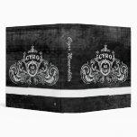 Cyro Mild Cigars Vintage Tobacco Label Vinyl Binder