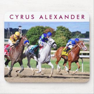 Cyrus Alexander, Mr.Jordan & Res Judicata Mouse Pad