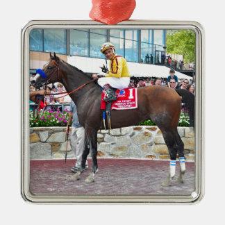 Cyrus Alexander-R.Bejarano Metal Ornament