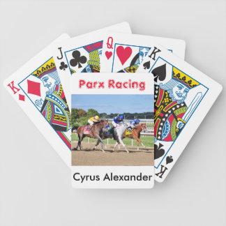 Cyrus Alexander-Rafael Bejarano Bicycle Playing Cards