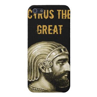 Cyrus el gran caso del iphone 4 iPhone 5 funda
