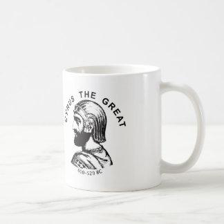 Cyrus el grande taza