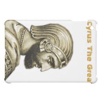 Cyrus The Great Ipad case