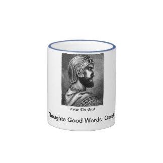 Cyrus the great Mind Ringer Mug
