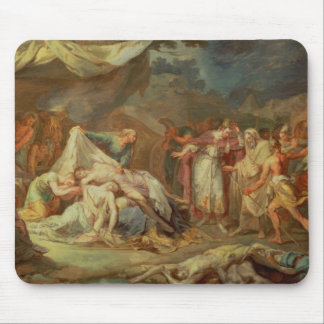 Cyrus the Great Mouse Pad