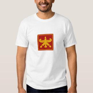 Cyrus the Great Standard Flag Basic Tee
