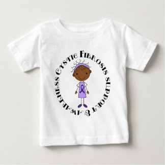 Cystic Fibrosis Awareness Ethnic Baby T-Shirt