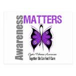 Cystic Fibrosis Awareness Matters Postcards