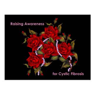 Cystic Fibrosis Awareness Postcard