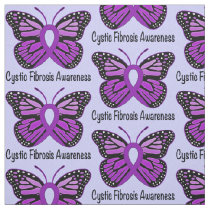 Cystic Fibrosis: Awareness with Butterfly Fabric