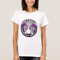 Cystic Fibrosis Cat Fighter T-Shirt