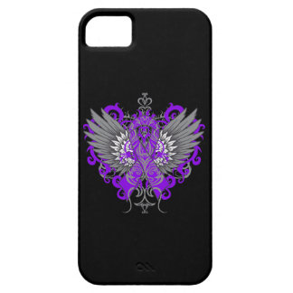 Cystic Fibrosis Cool Wings iPhone 5 Cases