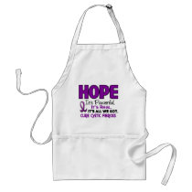Cystic Fibrosis HOPE 1 Adult Apron