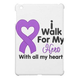Cystic Fibrosis I Walk For My Hero iPad Mini Case