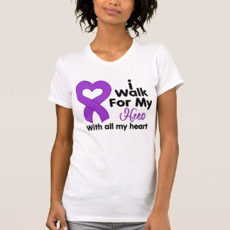 Cystic Fibrosis I Walk For My Hero Tanktop