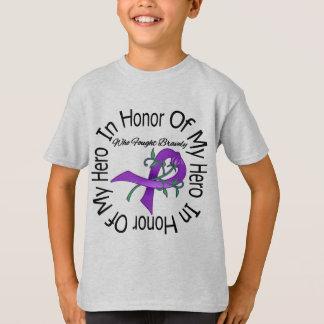 Cystic Fibrosis In Honor Of My Hero T-Shirt