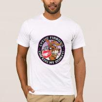 Cystic Fibrosis Kiss My Donkey T-Shirt