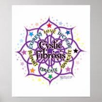 Cystic Fibrosis Lotus Poster