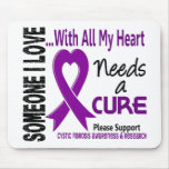 Cystic Fibrosis Needs A Cure 3 Mouse Mats