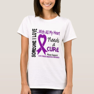 Cystic Fibrosis Needs A Cure 3 T-Shirt