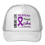Cystic Fibrosis Needs A Cure 3 Trucker Hat