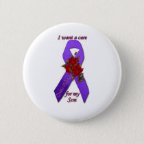 Cystic Fibrosis - Pinback Button
