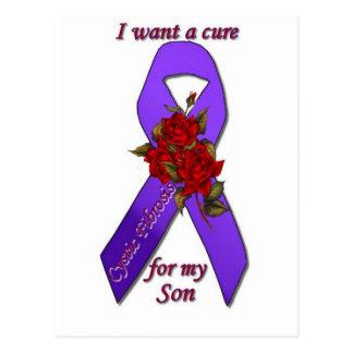 Cystic Fibrosis - Postcard