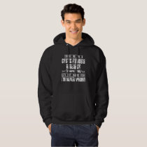 CYSTIC FIBROSIS RESEARCH HOODIE