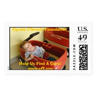 Cystic Fibrosis Stamp