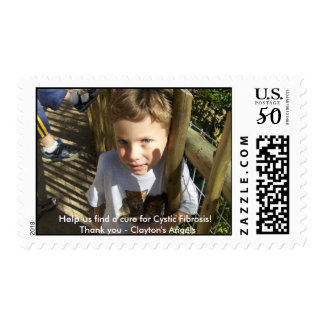Cystic Fibrosis Stamps