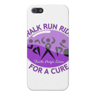 Cystic Fibrosis Walk Run Ride For A Cure Covers For iPhone 5
